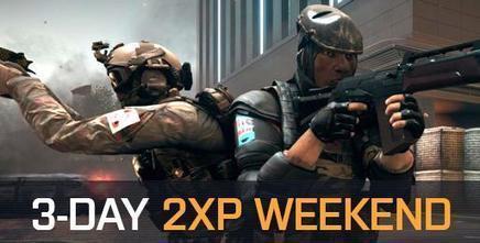 Battlefield on Twitter: 72 hours of 2XP for all. | - Battlefield4 - | Scoop.it