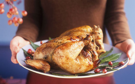 Do-ahead Christmas dinner: 10 tips for preparing your food early - Telegraph | Timesavers | Scoop.it