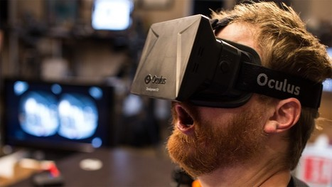 I love Oculus VR projects!   4D Pipeline - trends & breaking news in Visualization, Mobile, 3D, AR, VR, and CAD.   Scoop.it