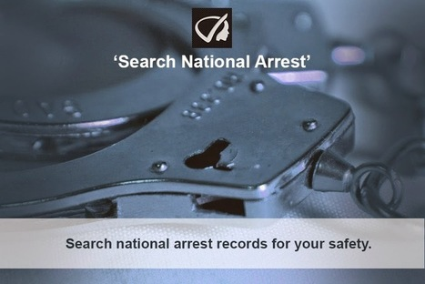 Instant Profiler: Search National Arrests - Search National Arrest Records For Your Safety. | Best people search, criminal and business records search services- InstantProfiler | Scoop.it