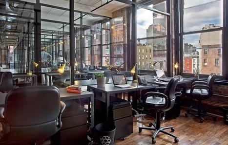 Coworking in New York - WeWork Meatpacking | Coworking  Mérignac  Bordeaux | Scoop.it