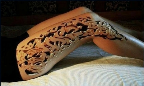 Awesome 3D Tattoos | Tatoos on the skin | Scoop.it