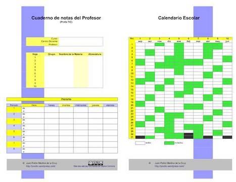 El cuaderno del profesor, un gasto innecesario » XarxaTIC | XarxaTIC | Tic, Tac... y un poquito más | Scoop.it