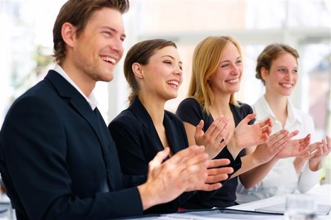 Want Motivated Employees? Offer Ample Opportunities For Growth | Mediocre Me | Scoop.it