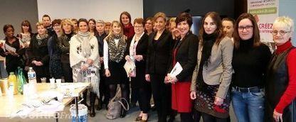 Ces 35 femmes entrepreneures saluées par la Chambre de commerce d'Eure-et-Loir   L'actualité économique du Perche   Scoop.it