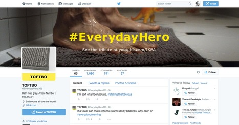 Ikea salutes everyday heroes through their products | Digital Creatives | Scoop.it