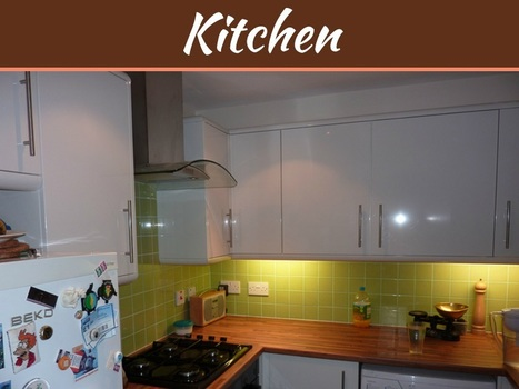 Greening Things up in Your Kitchen | MyDecorative | Scoop.it