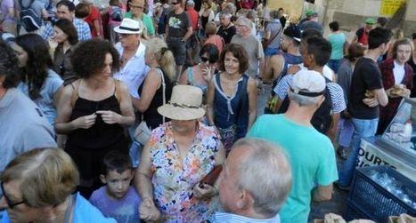 Le marché reste l'attraction de l'été | L'info tourisme en Aveyron | Scoop.it