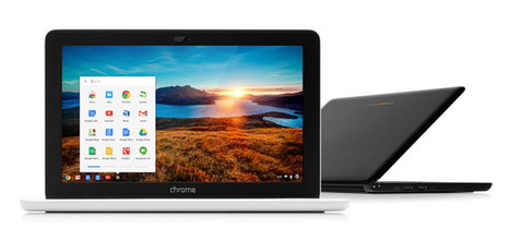 Google's Chromebooks Are A Hit With Schools - TechCrunch | Ed Tech Chatter | Scoop.it