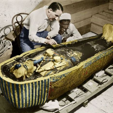 Coffin design, from Ancient Egypt to modern Ghana - ABC Online   Mesopotamia and Egypt   Scoop.it