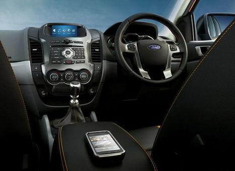 Màn hình DVD theo xe Ford Ranger - Thiết bị dẫn đường | deptrai | Scoop.it