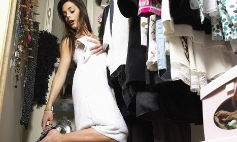 The average woman owns $550 worth of clothing that's NEVER been worn | Kickin' Kickers | Scoop.it