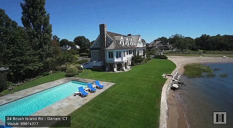 Le drone va devenir le meilleur ami de l'agent immobilier - Smartdrones | Immobilier en France | Scoop.it