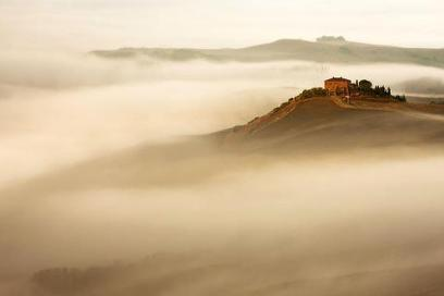Great shot from Tuscany, Italy shot by -... - Amazing Places on Earth | Facebook | Art, photography and painting | Scoop.it