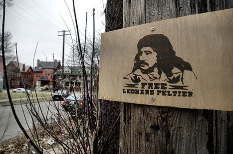 We Resist, We Survive: Leonard Peltier and Imprisoned Indians | Global politics | Scoop.it