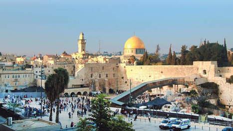 Jeruzalem & Bethlehem: hier werd kerst geboren | KAP_VandenTorrenT | Scoop.it