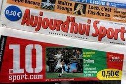 """Comment """"L'Equipe"""" a tué """"Le 10 Sport""""   DocPresseESJ   Scoop.it"""