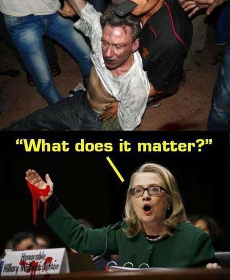 Hillary Clinton Heckled During College Speech: 'Benghazi, Benghazi, You Let Them Die!'   Restore America   Scoop.it