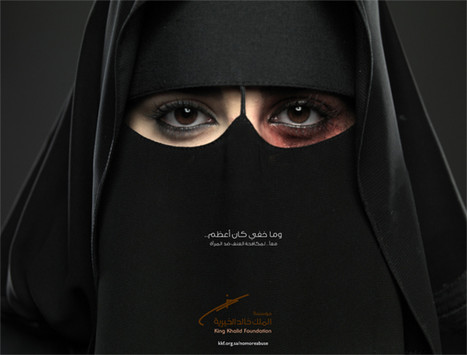 Saudi Arabia Bans Domestic Abuse | Social Media Slant 4 Good | Scoop.it