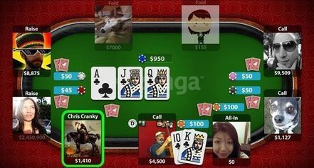 Card Player | Zynga Poker iPhone App Has Great Year | Hit by the deck | Scoop.it