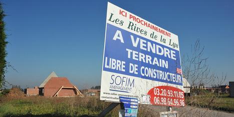 Immobilier : pourquoi les prix des terrains flambent | Immobilier France Investir, Tradition, Réalisme... | Scoop.it