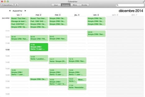 Simple CRM. Outil de gestion commerciale et du suivi de la relation client - Les Outils du Web | dilipem2012 | Scoop.it