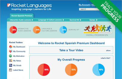 Learn a language online with Rocket Languages | Technology and language learning | Scoop.it