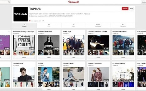 Why don't more men use Pinterest?  - Telegraph | Social is Visual by Heaven | Scoop.it