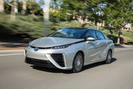 Toyota Mirai, the Real Environment-Friendly Future Car | THEALMOSTDONE | Best SEO | Scoop.it