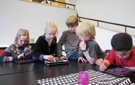 Elever ska lära sig med appar | iPad i undervisningen | Scoop.it