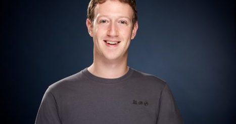 La mitad de millennials aspiran a ser como Mark Zuckerberg | Educación a Distancia y TIC | Scoop.it