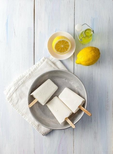 Limoncello-ijsjes 'Altijd ijs' | Ciao tutti, Ontdek Italië | La Cucina Italiana - De Italiaanse Keuken - The Italian Kitchen | Scoop.it