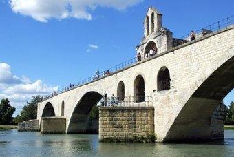 Sur le Pont d'Avignon, on y fait de la 3D | Infographie 3D | Scoop.it