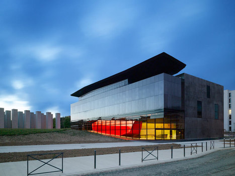 studio odile decq: FRAC bretagne contemporary art museum, france | Arquitectura: Equipaments i Urbanisme. | Scoop.it