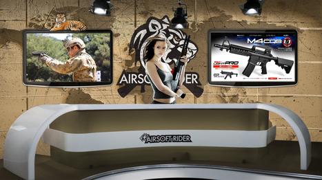 Airsoft Rider TV en direct (WebTv  live)   Médias airsoft   Scoop.it