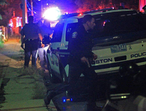 2 officers critical after Eastie firefight, armored rifleman shot dead | Police Problems and Policy | Scoop.it