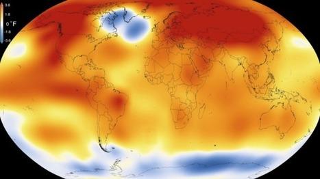 2015 fue el año más caluroso en el registro histórico | ¿Qué está pasando? | Scoop.it