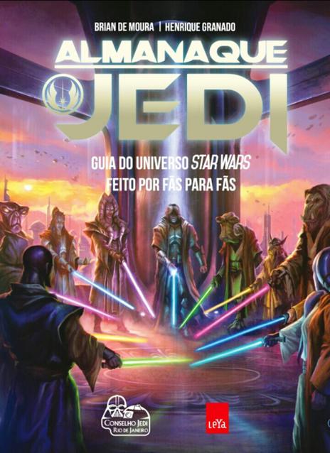 Divulgação: Almanaque Jedi - Um guia do universo STAR WARS | Ficção científica literária | Scoop.it