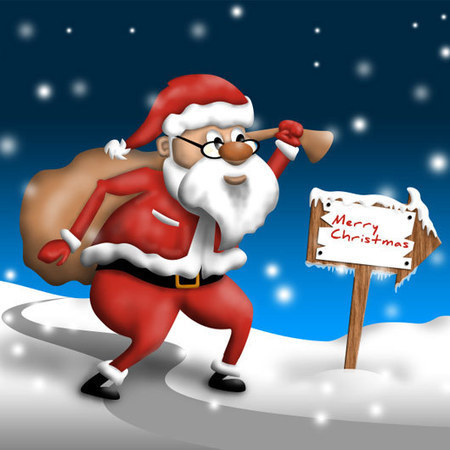 25 Santa Claus Photoshop Tutorials | Digital-News on Scoop.it today | Scoop.it