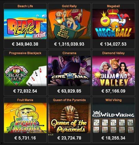 Top Jackpot Games bij Winner Casino deze Augustus | Beste Online Casino spellen en Bonus in Netherlands | Scoop.it
