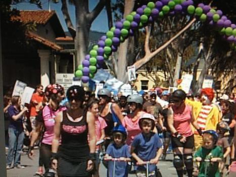 Hundreds walk for autism awareness   KSBY.com   San Luis Obispo, Santa Maria, Santa Barbara, Paso Robles   Social Skills & Autism   Scoop.it
