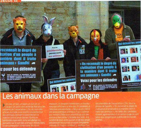 La Semaine de Nancy, 12/04/2012 | Politique & animaux | Scoop.it