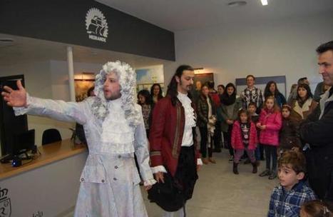 Las visitas teatralizadas al Museo de Rande completan el aforo - Faro de Vigo   Naval Museums Storytelling   Scoop.it