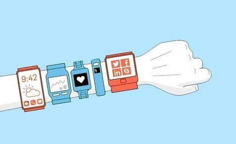 Les ventes de montres freinées par les smartwatches ? - Stuffi   Horlogerie   Scoop.it