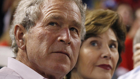 Bush to auction his truck for charity   charity news   Scoop.it