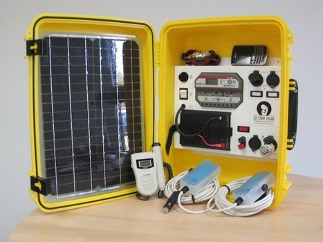 Portable Solar-Powered Kit To Prevent Infant Mortality | Digital Sustainability | Scoop.it