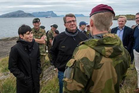 Russia's Military Sophistication in the Arctic Sends Echoes of the Cold War   The Arctic Circle   Scoop.it