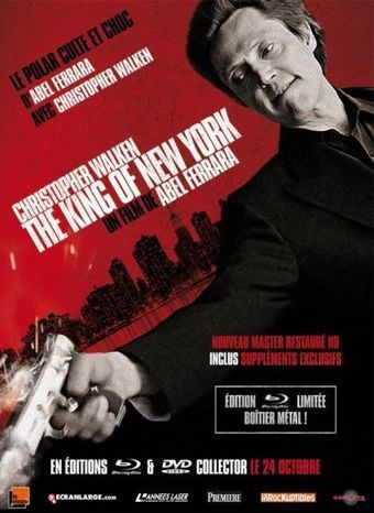 [Critique de film] - King Of New York | Gestion de projet graphique, colormanagement. | Scoop.it
