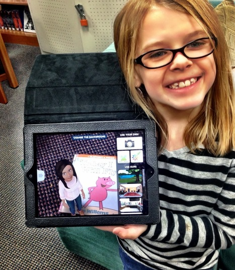 Tellagami App-Talking Avatars to Share Favourite Picture Books | Everything iPads | Scoop.it