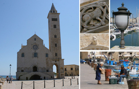 Trani Italy and the three-in-one cathedral | Italia Mia | Scoop.it